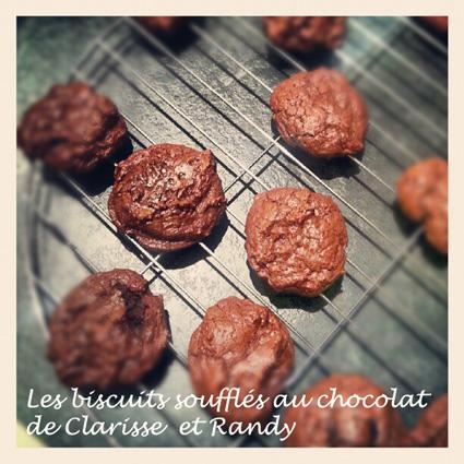 biscuits de Clarisse et Randy (photo de Létitia)