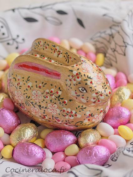 Lapin de Pâques ©cocineraloca.fr