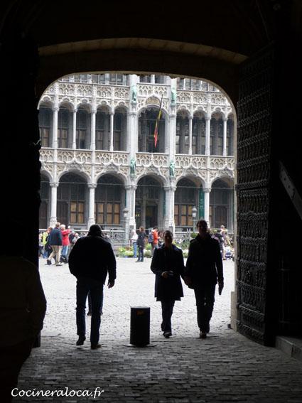 Grand place de Bruxelles ©cocineraloca.fr