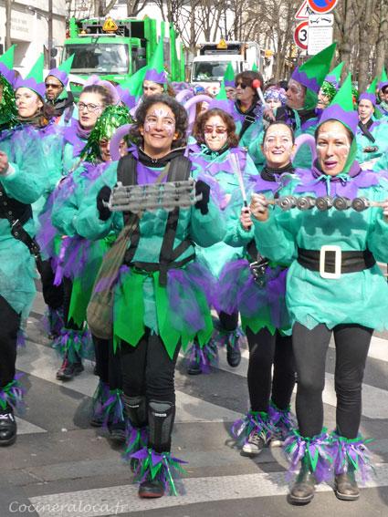 batucada  carnaval-2014 ©cocineraloca.fr