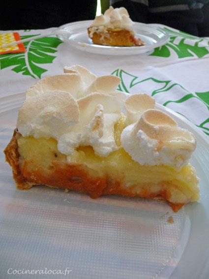 tarte à la goyave ©cocineraloca.fr