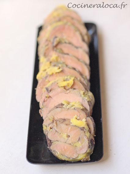 foie gras au cacao ©cocineraloca.fr