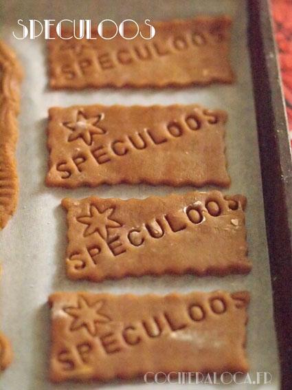 speculoos à l'emporte-pièce ©cocineraloca.fr