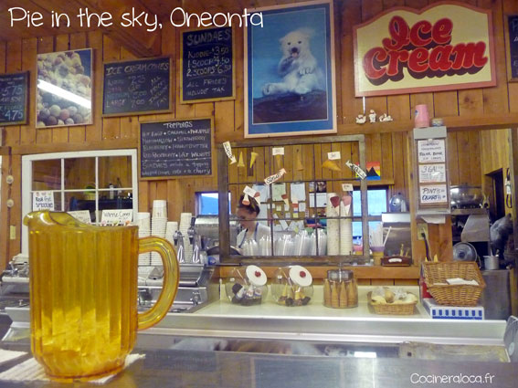 Pie in the sky Oneonta ©cocineraloca.fr