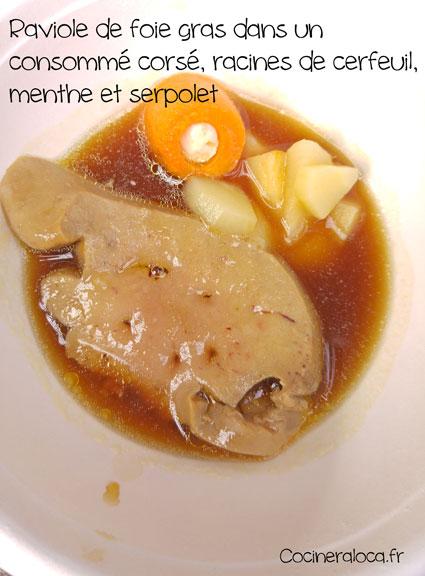 Raviole-de-foie-gras-de-canard ©cocineraloca.fr