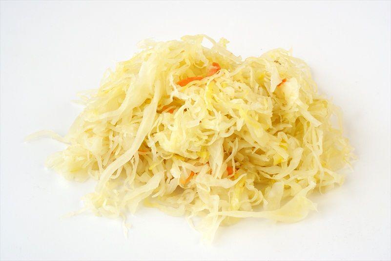 Chucrut choucroute o sauerkraut  wwwcocinistaes