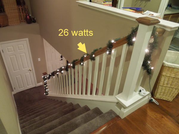 How Much Does It Cost To Light Christmas Lights