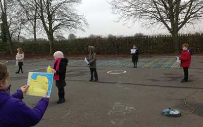 Orienteering and map reading skills