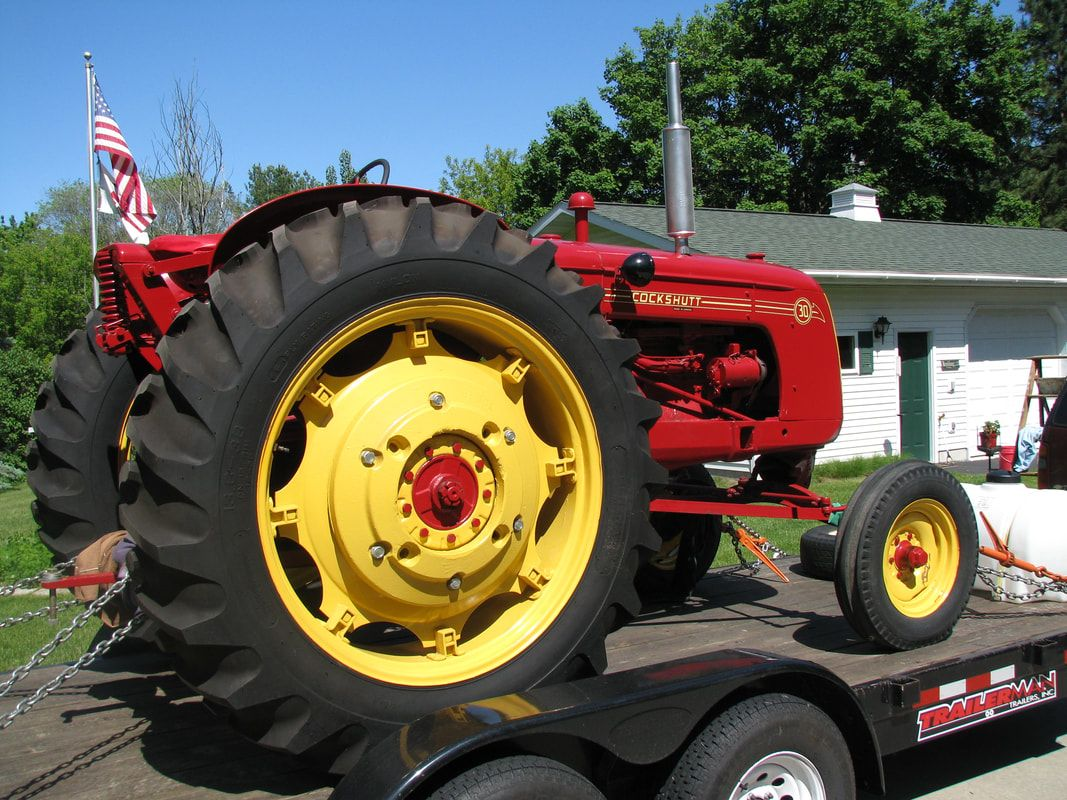 hight resolution of 4 2 18 help wanted i have a 1958 cockshutt 540 with the continental f162 i live in upstate south carolina usa its a great tractor very strong
