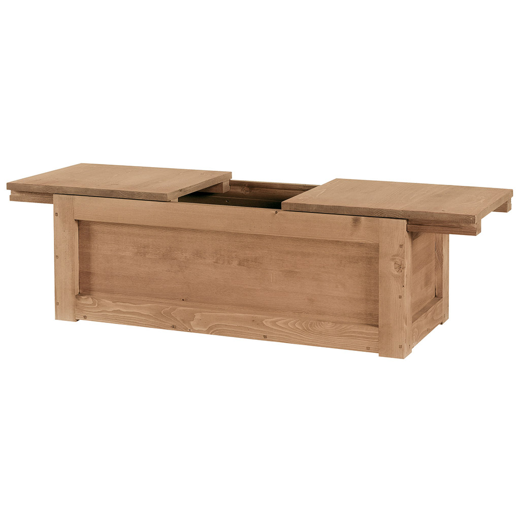 table basse coffre moving