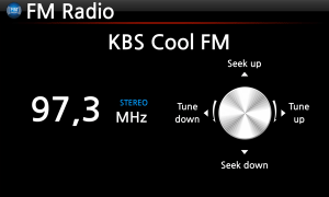CocktailAudio X30 FM Radio