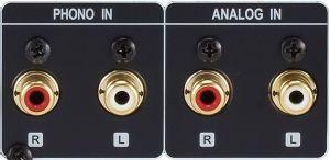 CocktailAudio X40 analoge Eingänge