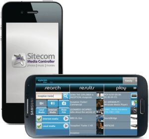 CocktailAudio X50 Apps für Android und iPhone