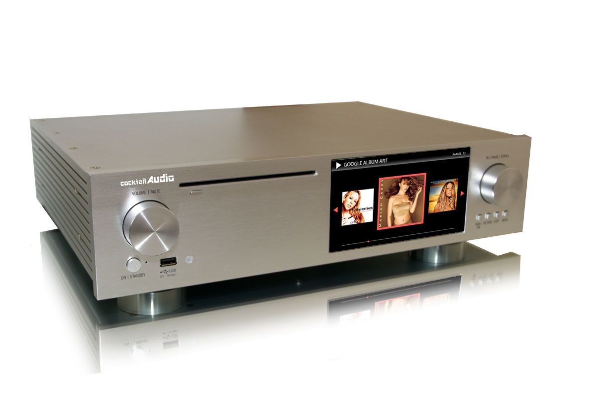 CocktailAudio Musikserver X50