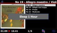 X45 Sleep Funktion