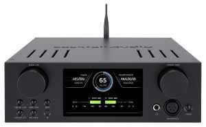 CocktailAudio HA500H schwarz Frontansicht