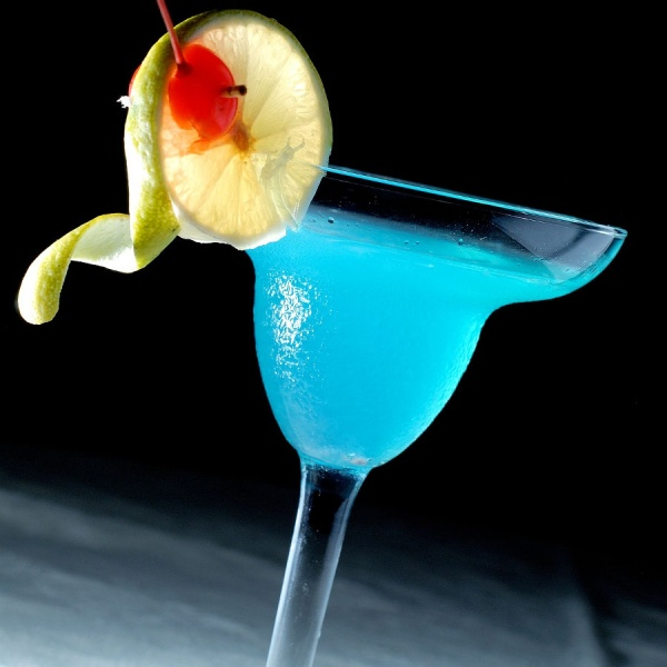 Recette Cocktail Blue Lagoon - Mag