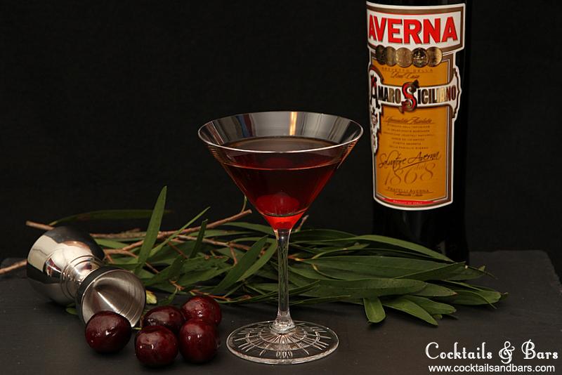 Black Manhattan Cocktail  Amaro Cocktails  Cocktails  Bars