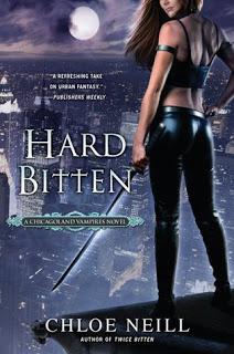 Hard Bitten (Chicagoland Vampires #4) – Chloe Neill