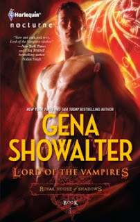 Review: Lord of the Vampires – Gena Showalter