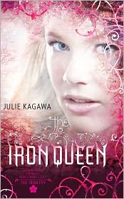 Review: The Iron Queen – Julie Kagawa