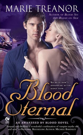 Blog Tour Review: Eternal Blood – Marie Treanor