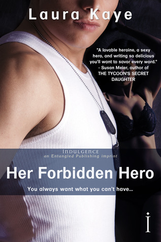 Guest Review: Her Forbidden Hero – Laura Kaye