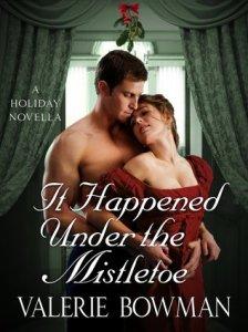 it happened under the mistletoe