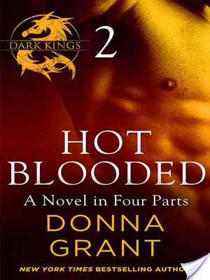 Review:  Hot Blooded (Part 1) – Donna Grant