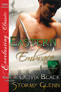 Review:  Eastern Embrace by Stormy Glenn