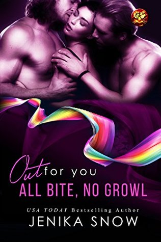Review:  All Bite, No Growl by Jenika Snow