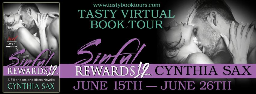 Blog Tour Review & Giveaway:  Sinful Rewards 12 – Cynthia Sax