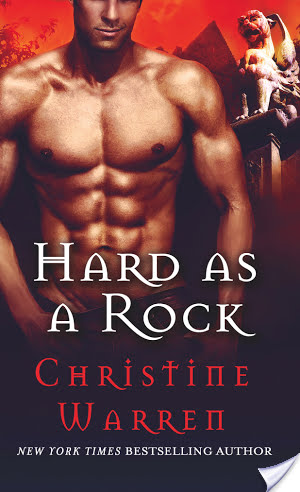 Quickie Review:  Hard as a Rock by Christine Warren