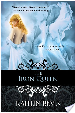 Quickie Review: The Iron Queen by Kaitlin Bevis