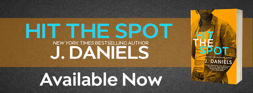 Blog Tour Review: Hit the Spot by J Daniels