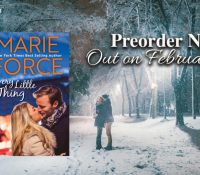 Every Little Thing by Marie Force Preorder Giveaway