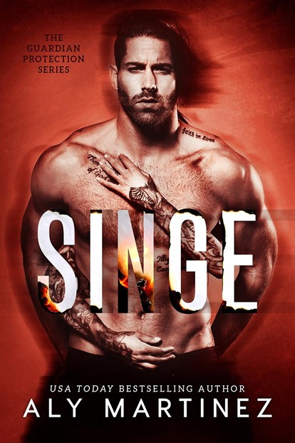 Blog Tour Review:  Singe by Aly Martinez