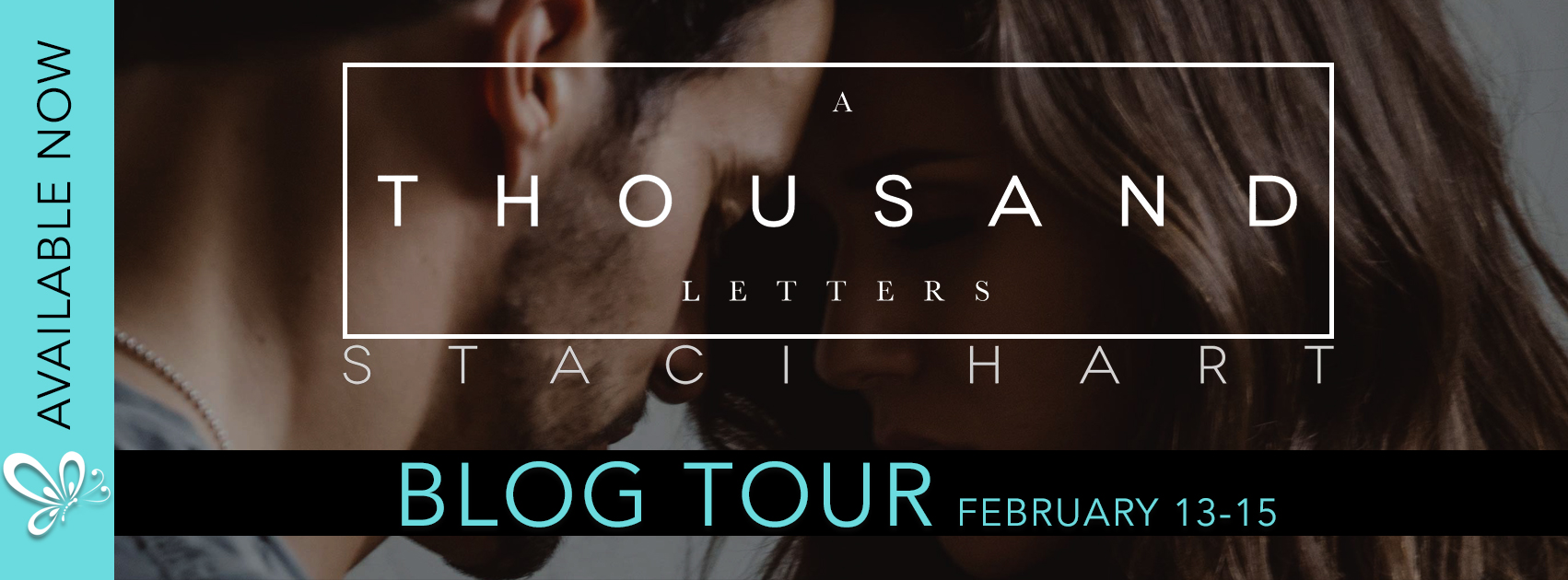Blog Tour Review:  A Thousand Letters by Staci Hart