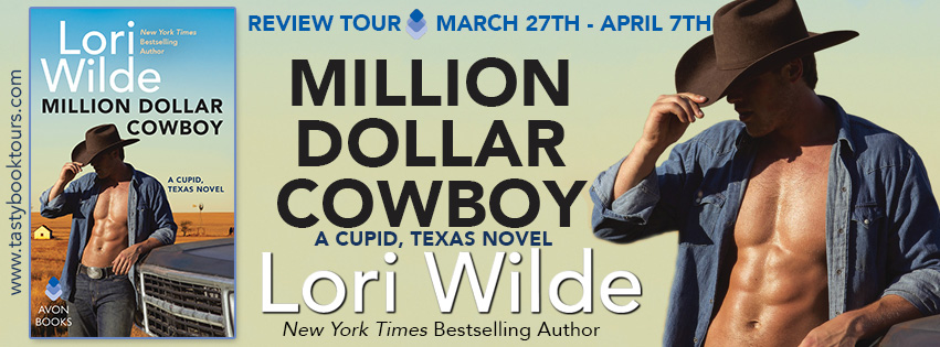 Blog Tour Review & Giveaway: Million Dollar Cowboy by Lori Wilde