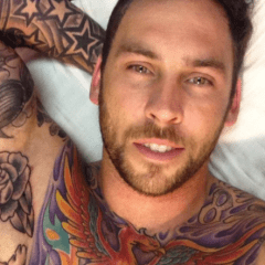 MAN CANDY: Actor Zane Pittman's Nudes are Hitting the Web 'Fast & Furious' [NSFW]