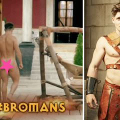 MAN CANDY: 'Bromans' Boys Bare their Bubble Butts Again