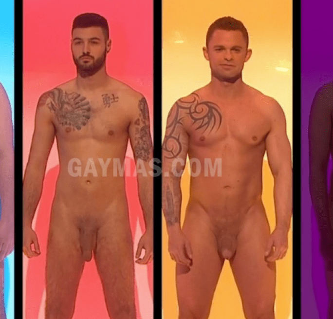 Man Candy Mr Uk Goes Full Frontal On Channel 4S Naked -1019