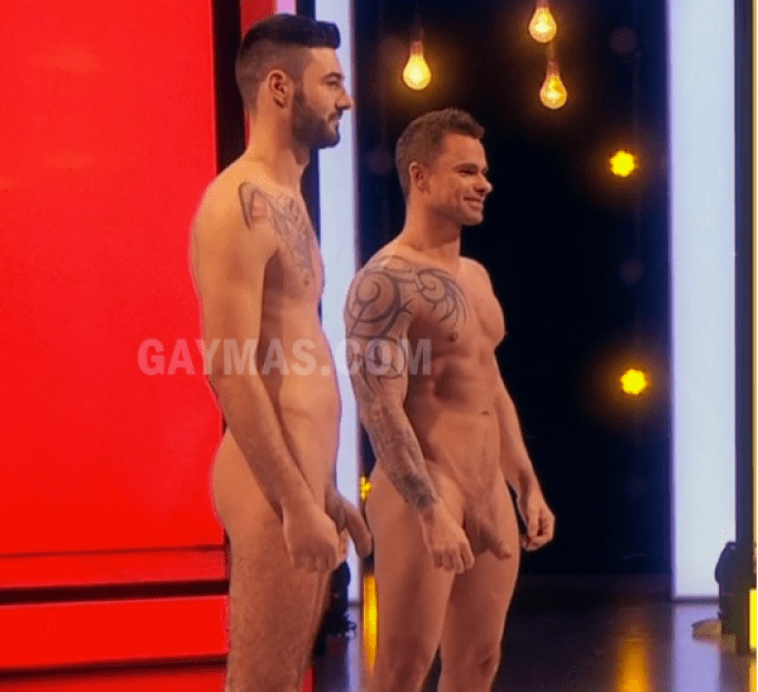 gay naked attraction