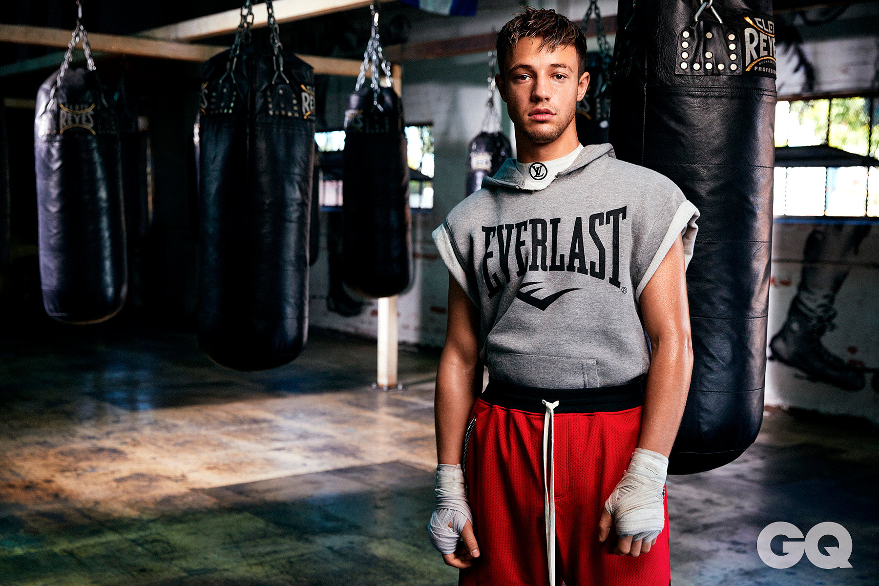 Cameron Dallas Sheds Twink Facade Goes Bad Boy Boxer for GQ Style  Cocktailsandcocktalk
