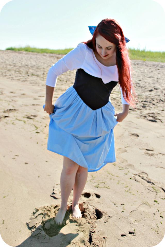 COCKTAILS IN TEACUPS - Disney Cosplay – Ariel, The Little Mermaid