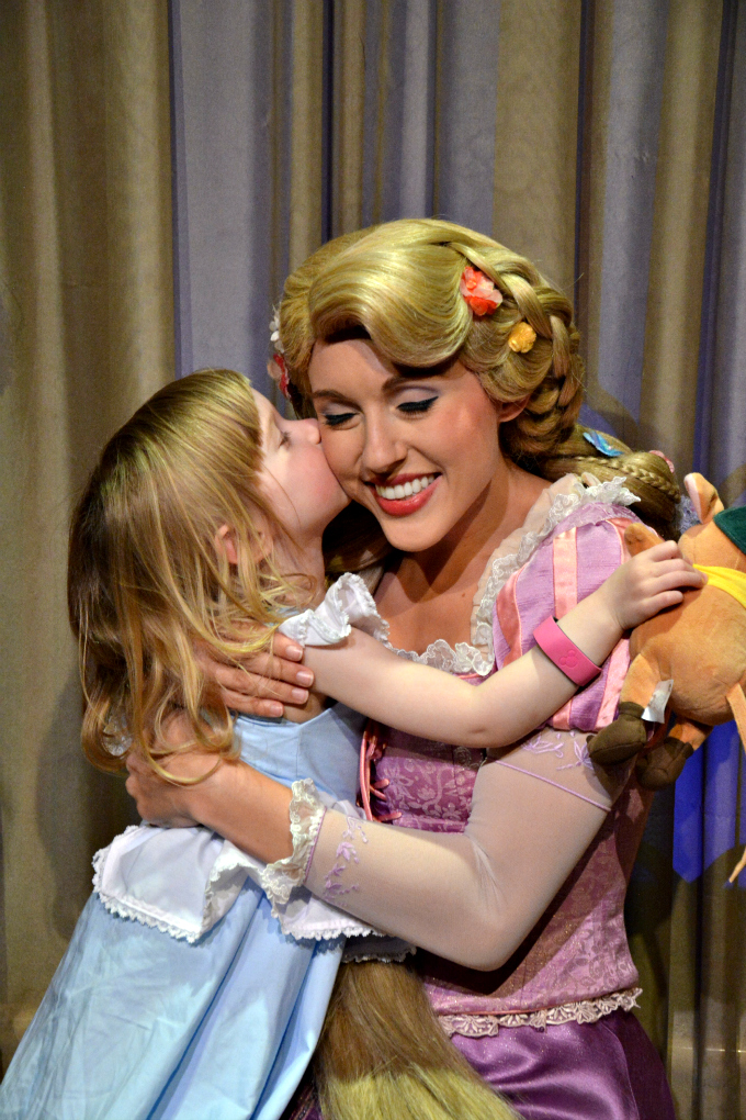 Cocktails in Teacups Walt Disney World April 2015 Day 4 Fairytale Hall Rapunzel