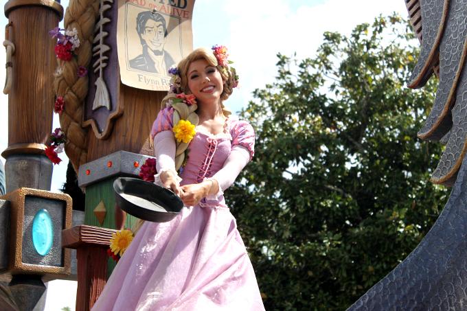 Cocktails in Teacups Walt Disney World Holiday April 2015 Magic Kingdom Rapunzel Festival of Fantasy