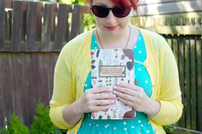 Cocktails in Teacups A Day in the Life Yumi 30 Days of Summer Disaster Designs Clutch