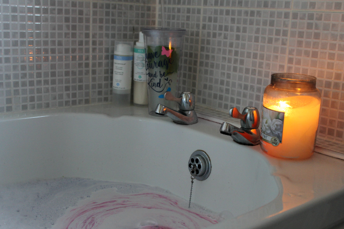 Cocktails in Teacups My Bathtime Routine Yankee Candle