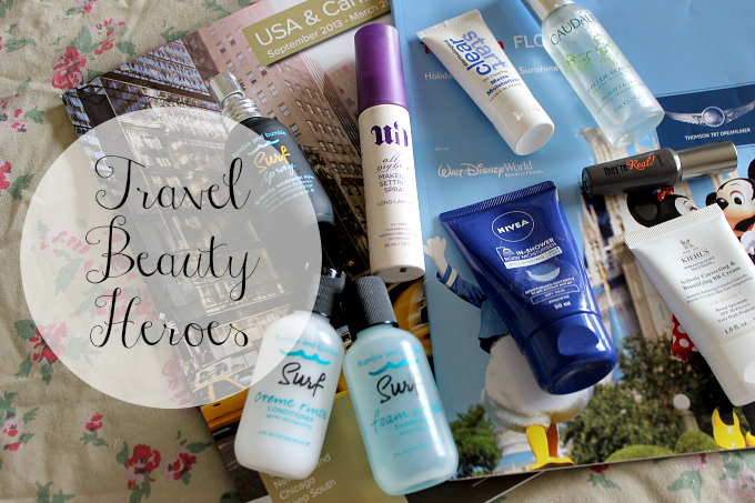 Cocktails in Teacups Nair Argan Oil Range Summer Travel Beauty Heroes Title
